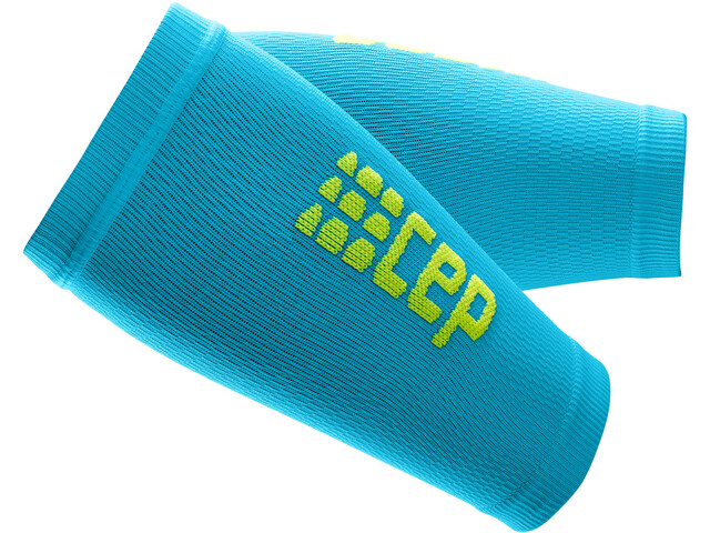 cep Forearm Sleeves hawaii blue/green
